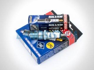 Свечи зажигания Ланос Сенс Нексия Авео 1.5 Brisk Silver LR15YS