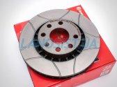 Тормозной диск Ланос 1.6, Нексия 1.5-1.6 16-кл. (с проточкой).
