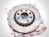 Тормозной диск Daewoo Nexia 1.5-1.6 16-клапанов, Lanos 1.6.