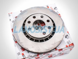 Тормозной диск Ланос 1.6 Нексия 1.6 Ferodo DDF206
