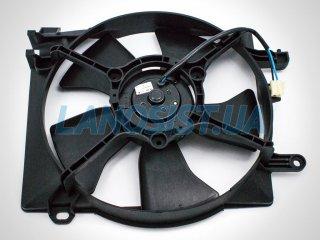 Вентилятор радиатора основной Матиз FORCE ONE (с диффузором) 96314167