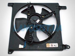 Вентилятор радиатора основной Нексия FORCE ONE (с диффузором) 96353136