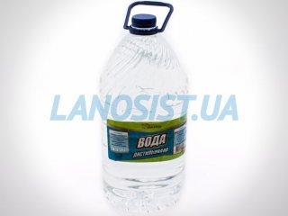 Вода дистиллированная Auto Master 5л