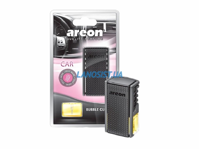 Ароматизатор воздуха Areon Car Blister Bubble Gum ACE05